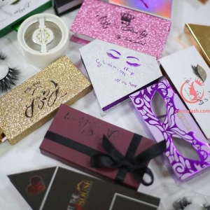 wholesale mink lashes packaging