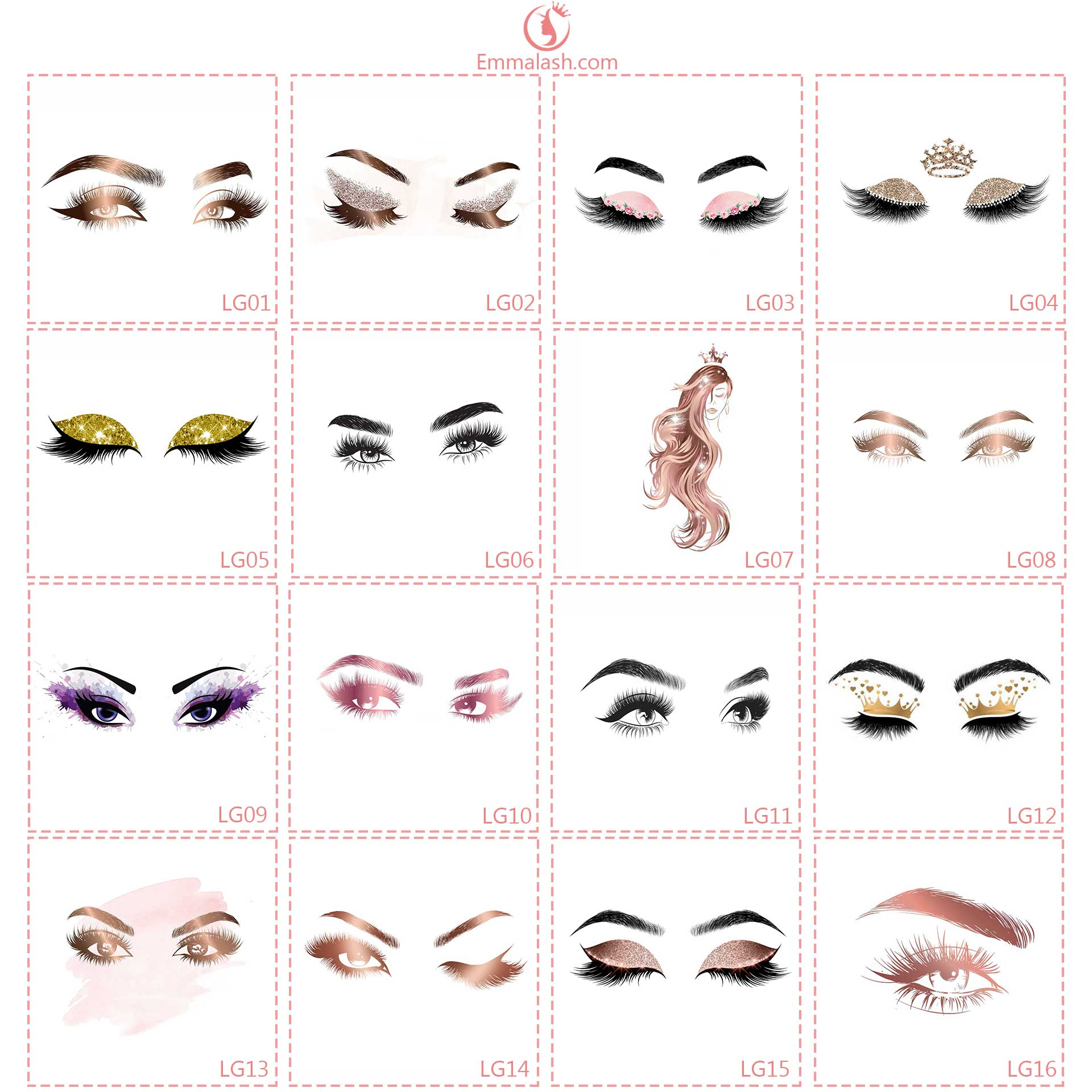 wholesale mink lashes custom logo