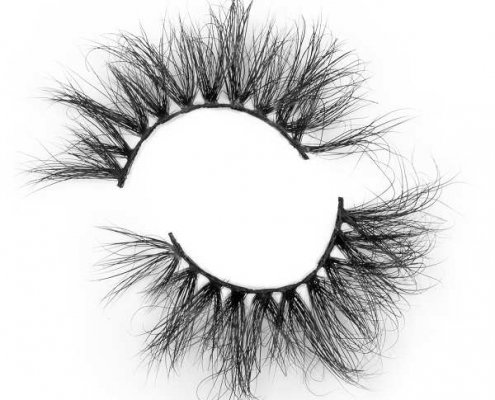 Wholesale messy lashes X5L