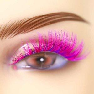 Wholesale colorful mink lashes CD34
