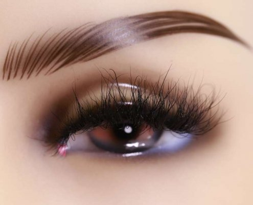Wholesale 3d mink lashes DJ24