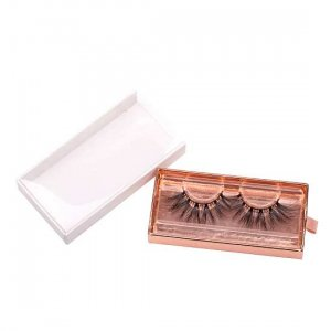 white drawer lashes packagings