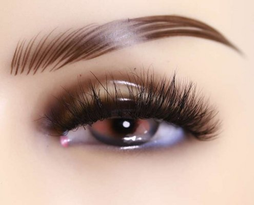 Wholesale 3d mink lashes DJ10