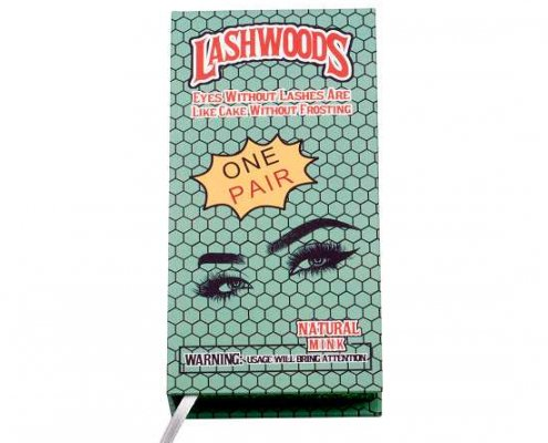 wholesale lashwoods box