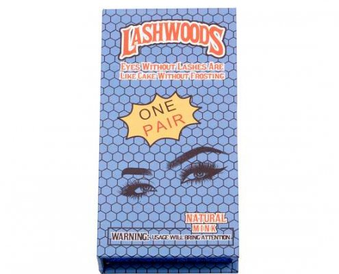 wholesale lashwoods lashes packaging