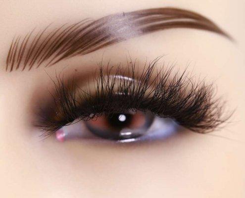 wholesale mink eyelashes DJ167
