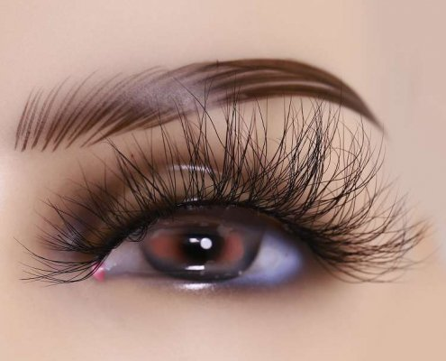 Wholesale 3d mink lashes DJ102