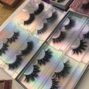luxury mink lashes wholesale