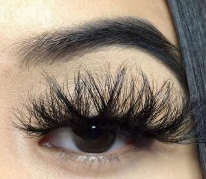 3d mink fluffy lashes