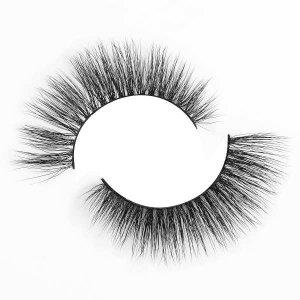 Faux mink lashes F015